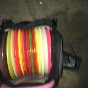 Fade Disc Golf Other Fade Crunch Box Disc Golf Bag Poshmark